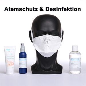 Atemschutz und Desinfektion Wagus GmbH Schutz und Vorsorge